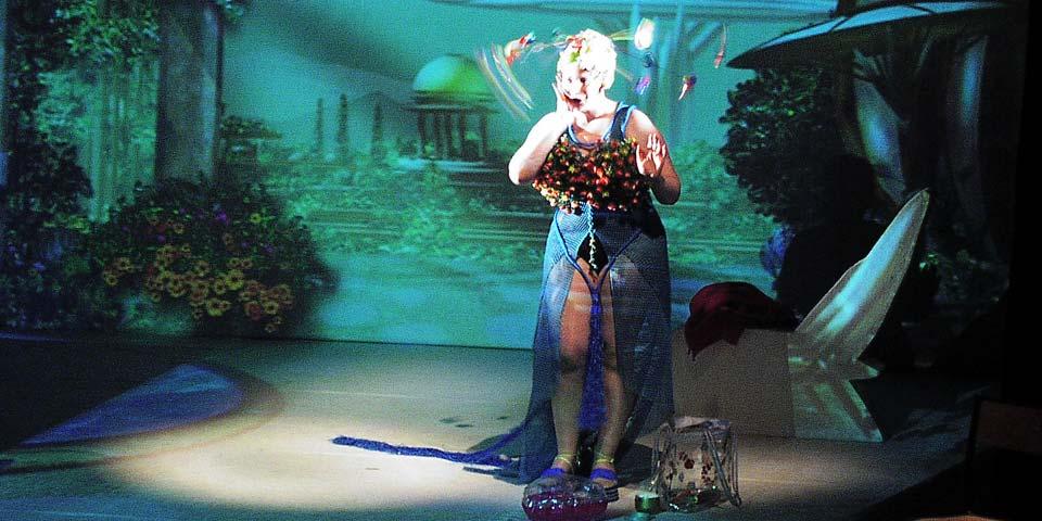 2003 - Vernissage ou l'art de l'enduit | mis en scène par Jacques Couturo