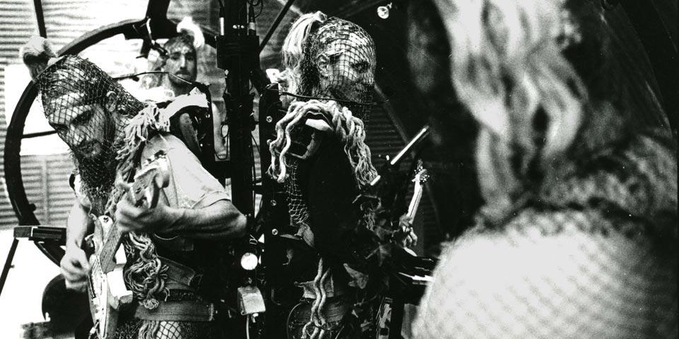 1994 - La Toupie | mis en scène par Franz Clochard