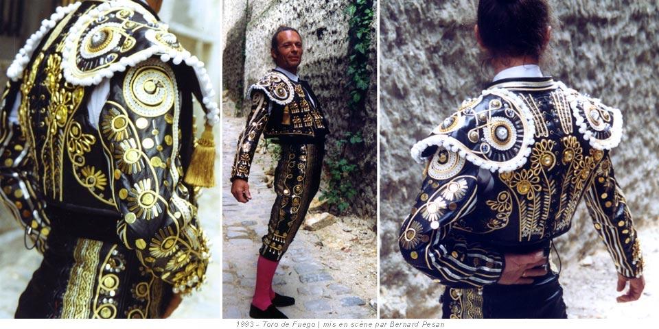 1993 - Toro de Fuego | mis en scène par Bernard Pesan