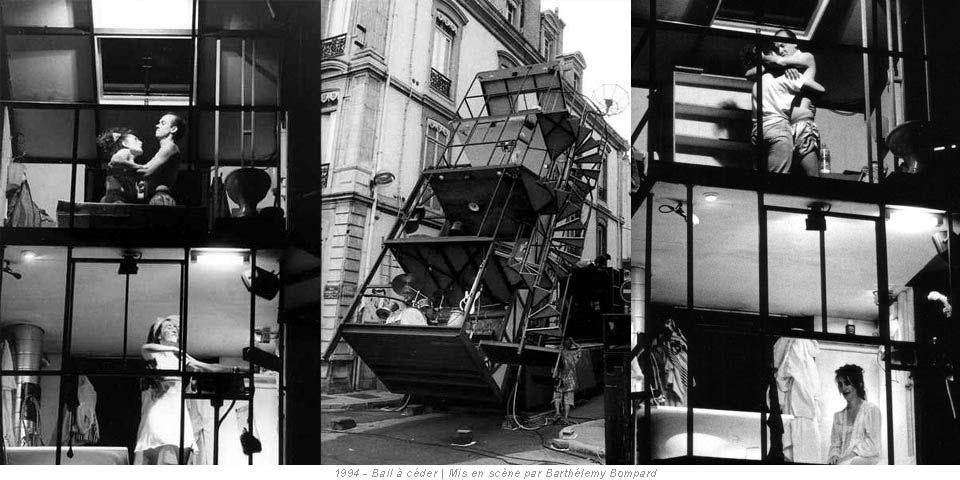 1994 - Bail à céder | Mis en scène par Barthélemy Bompard
