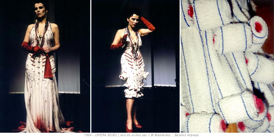 1994 - OPÉRA BOBO | mis en scène par J.M Maddeddu